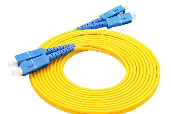 感闻单模双芯电信级sc-sc光纤跳线网络光纤线光钎线3米SC-SC