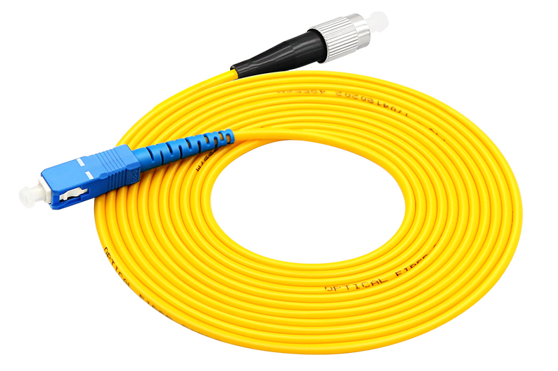 感闻电信级光纤跳线SC-FC3米单模尾纤光缆网络光纤线光钎跳线