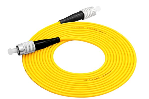 感闻 电信级fc-fc光纤跳线光纤光缆3米网络光纤线光钎跳线